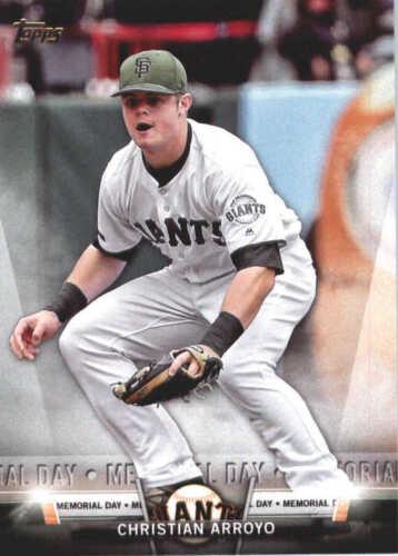 2018 Topps Salute Baseball Card Pick