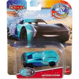 Disney-Pixar-Cars-3-JACKSON-STORM-COLOR-CHANGERS-Rare
