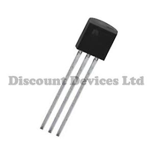 BC337-25-NPN-Transistor-FAIRCHILD-Various-Quantity