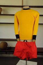 Hose NVA Rot 44 D5 S Sprinter Herren Sporthose 80er True Vintage 80s red short
