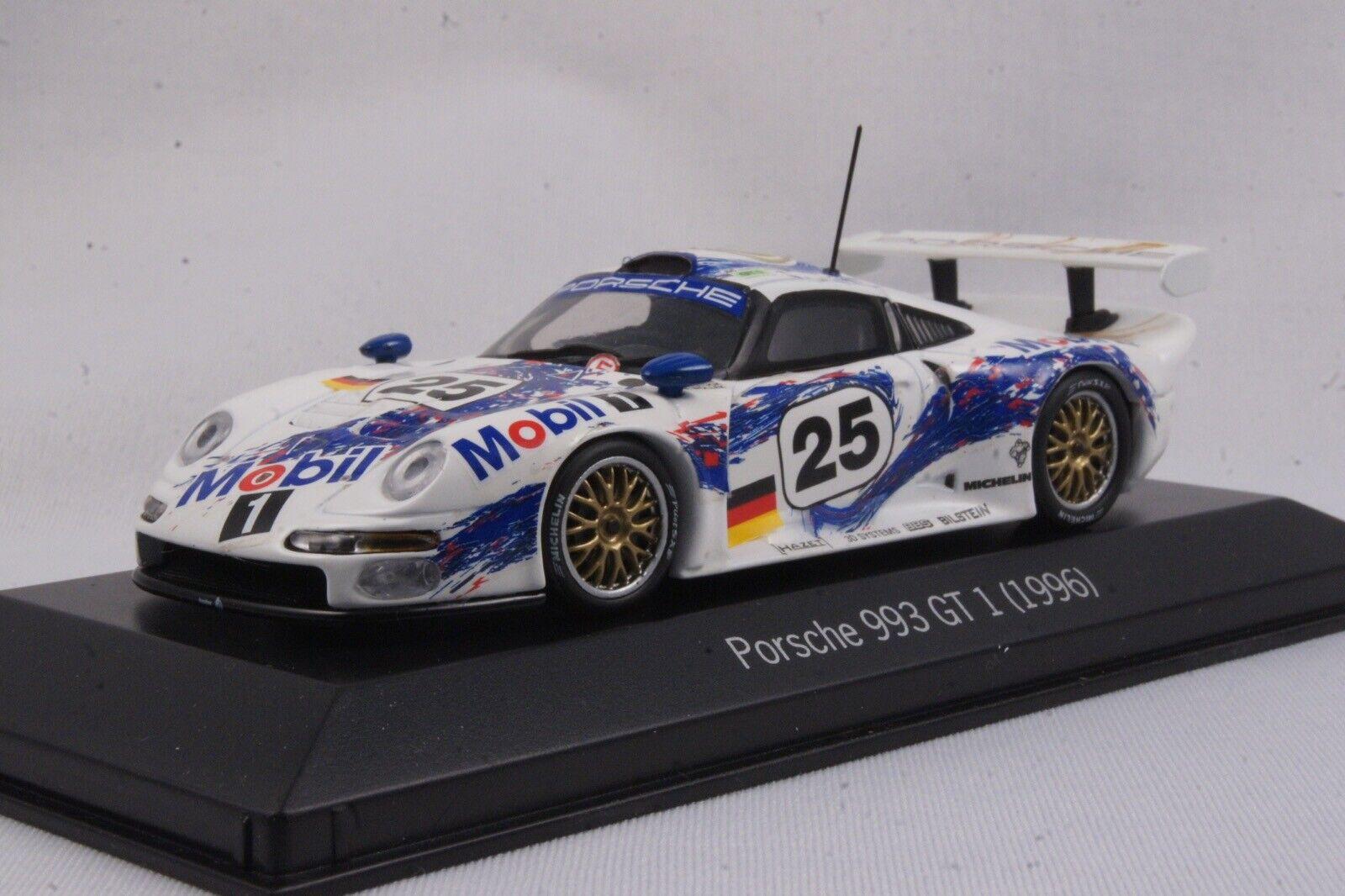 Porsche 1 43 - Porsche AG 911 (993) gt1 le mans 24h 1996 de WAP History set