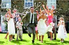 2x Konfetti-Shooter Hochzeit Wedding 40 cm Kanone Party Popper Konfettikanone