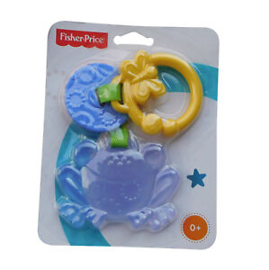 Fisher-Price-Frog-Game-and-Teething-Ring-New-CBK76-Baby-0