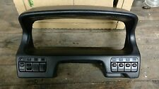 EAGLE SUMMIT WAGON DASH GAUGE BEZEL WITH SWITCHES OEM 1993-1996