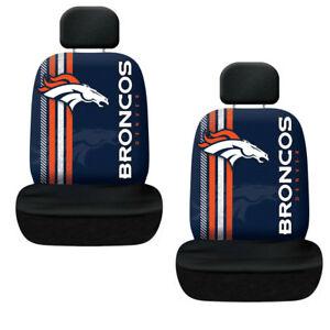 Image Is Loading New NFL Denver Broncos Printed Logo Car Truck
