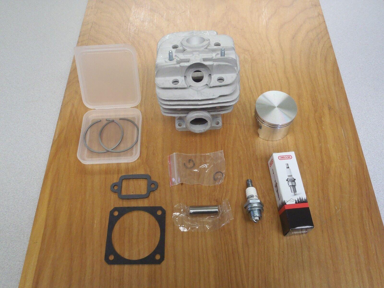 Hyway Nikasil cylinder piston kit 48mm for Stihl MS360 036 034 w  gaskets