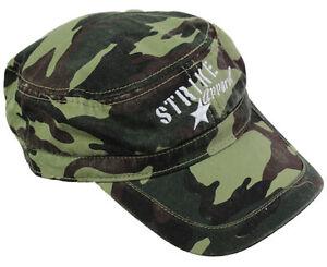 STRIKE-Schildmuetze-Field-Muetze-Fieldcap-Camouflage-Tarnmuster-army-gruen