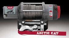 *L@@K* Arctic Cat Wildcat Warn XT 4,000lb Winch Kit  1436-755