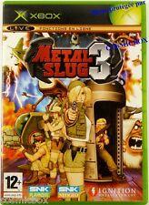 METAL SLUG 3 - jeu video d'aventure pour console XBOX Microsoft testé fonctionne