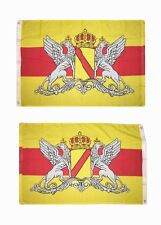 2x3 Brandenburg German Germany Rough Tex Knitted Flag 2/'x3/' Grommets