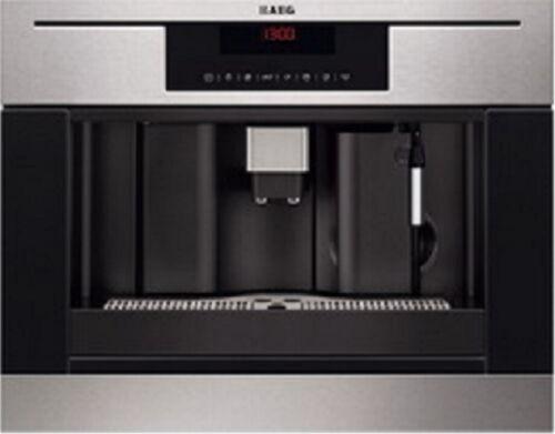 AEG pe4542m installazione-caffè completamente automatica in acciaio inox FRONT 15bar 1350w Touch-Sensor
