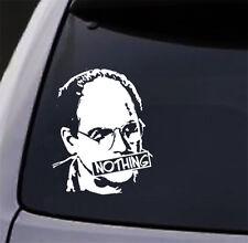 SEINFELD CAR COSTANZA SPORT VAN WINDOW DECAL STICKER GEORGE BUMPER BMW LAPTOP