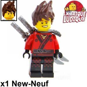 image is loading lego polybag ninjago figurine movie kai ninja red - Ninjago Rouge