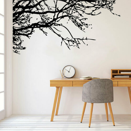 Large Removable Vinyl Art Wall Sticker Tree Branch Home Mural Decal DIY Charm