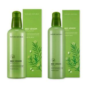 (6 Pack) NATURE REPUBLIC Bee Venom Toner nutraskin natural anti-aging cream