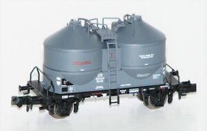 Minitrix-Trix-n-11130-2-silowagen-KDS-56-de-la-DB-AG-nuevo-embalaje-original