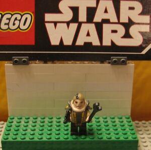 Lego Star Wars Minifigura Unkar Plutt Set 75148 Nuevo 100/% Original