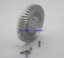 90x10mm Aluminium Heat Sink for 10W High Power COB LED Light Panel Bulb