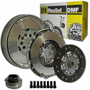 LUK-Clutch-Kit-Flywheel-Citroen-C4-C5-Peugeot-307-2-0-HDi-135-136-PS-B-Ware