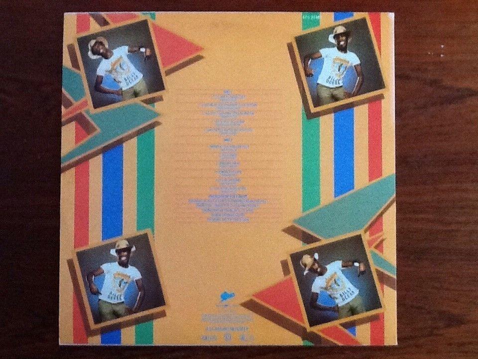 LP, Billy Ocean, Billy Ocean