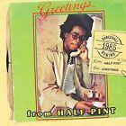 Greetings by Half Pint (CD, 2008, VP Records)