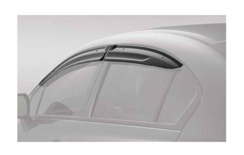 Genuine OEM Honda Civic 4Dr Sedan Door Visor Kit 2012-2015 08R04-TR0-100