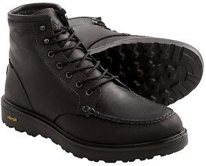 Danner Men S Moc Toe Lace Up Casual Work Boots Vibram