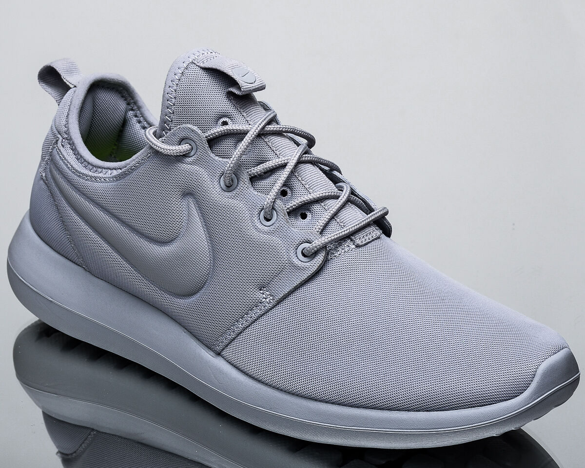 Nike Roshe Two 2 men lifestyle casual sneakers NEW wolf grey 844656-002