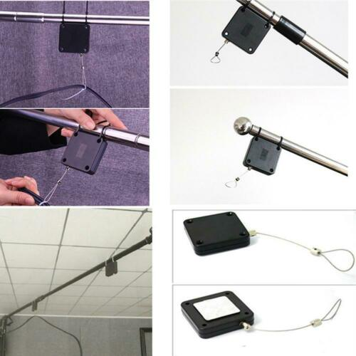 Quality Punch-free Automatic Sensor Door Closer Portable Home Office Doors Off