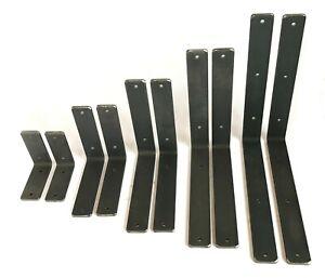 Rustic-Shelf-Brackets-Scaffold-Board-Heavy-Duty-Industrial-Steel-Metal-No-Lip
