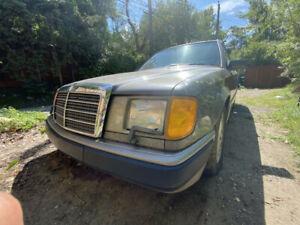1990 Mercedes-Benz 300TE Wagon $1300 obo