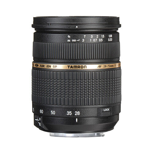 Tamron 28-75mm f/2.8 XR Di LD Aspherical (IF) Autofocus Lens for Canon Cameras