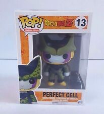 Funko Pop! Dragonball Z Perfect Cell Final Form #13 Vinyl Figure - New in Box
