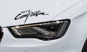 Competition-Tuning-spirit-Aufkleber-Sports-mind-Sticker-Limited-Edition-Decal