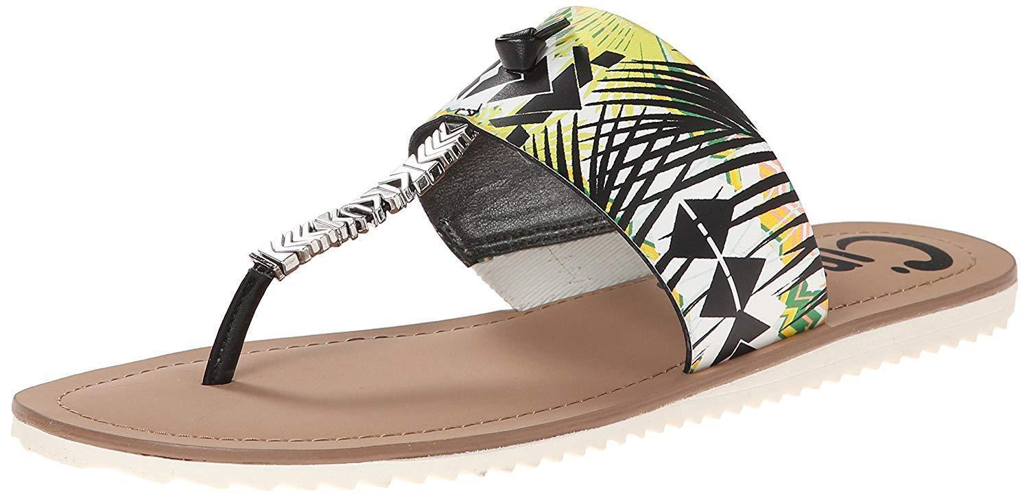 New Circus by Sam Edelman Women's Saxon Flip-Flop sandals
