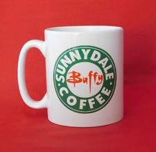 BUFFY-l'ammazza vampiri Sunnydale Starbucks ispirato Tazza da caffè 10oz