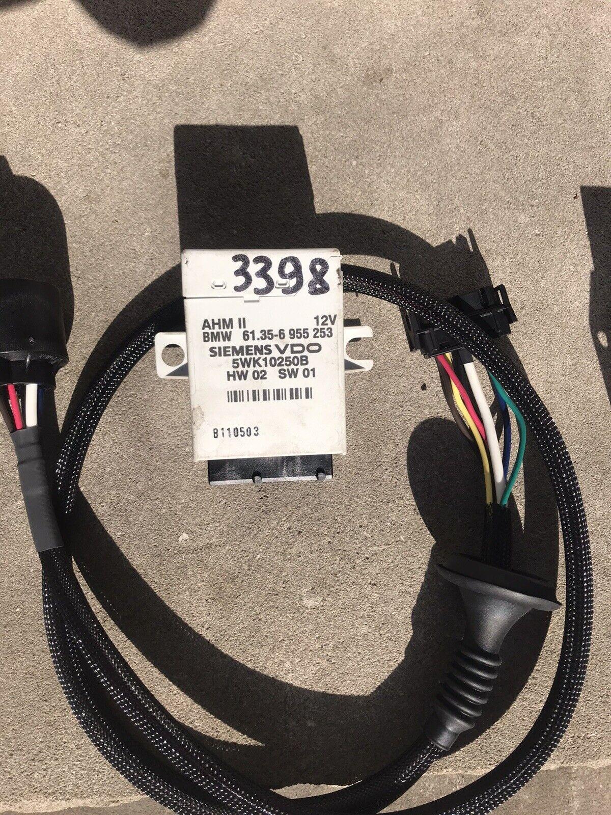 BMW X5 3.0 E53 2001 OFFSIDE Rear Speaker 65138381552 for sale online | eBayeBay