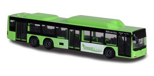 Man Lion´S City Bus Majorette 212053150 Cars /& Trailer Green by nature
