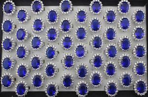 Job-Lots-10pcs-VINTAGE-Royal-Princess-Engagement-Rings