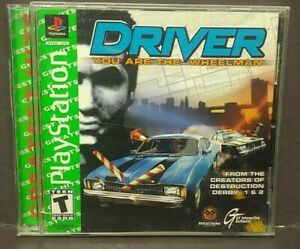 Driver-Playstation-1-2-PS1-PS2-Game-Complete-Tested-Working
