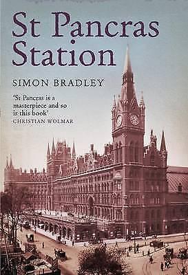St Pancras Station (Wonders of the World), Bradley, Simon, Excellent Book