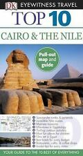 Top 10 Cairo and the Nile (EYEWITNESS TOP 10 TRAVEL GUIDE)-ExLibrary