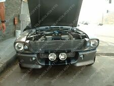 Ford Mustang Eleanor Shelby GT-500 Fastback Large Grille Fog Lights Driving Lamp