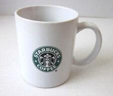 Coffee Mug Classic Starbucks Cup Green Black Mermaid Logo 2008