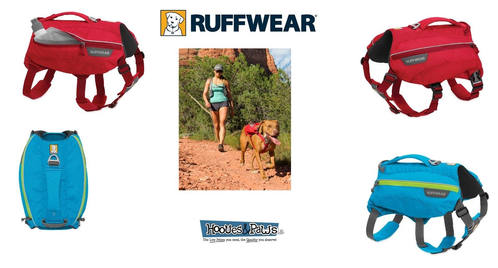 Sportbekleidung Singletrak Outdoor Wandern Hundefutter RückzugsHydrierung Satteltaschen
