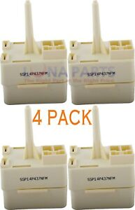 2188830 Refrigerator Relay & Overload For Whirlpool, Sears 4 Pack Le Prix Reste Stable