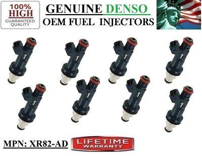 DENSO FUEL INJECTOR XR82-AD 1999-2003 JAGUAR XJ8 VANDEN PLAS 4.0L V8