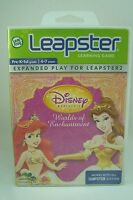 Leap Frog Leapster Disney Princess Worlds Of Enchantment