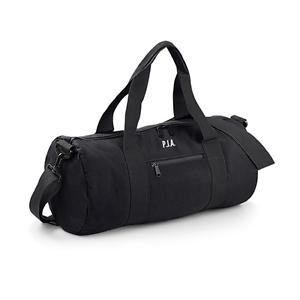 Image Is Loading Black Personalised Gym Bag Weekend Yoga