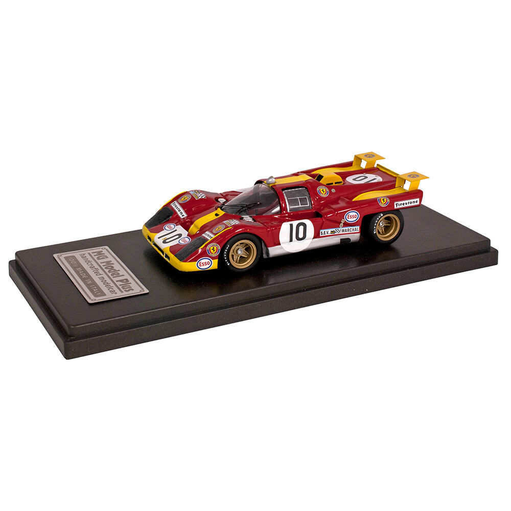 MG 1 43 Ferrari 512M  10 Le Mans Test 1971